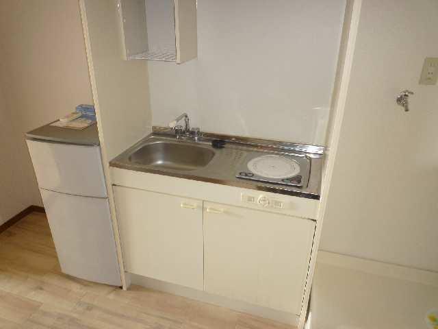 プランドールB 2階 キッチン