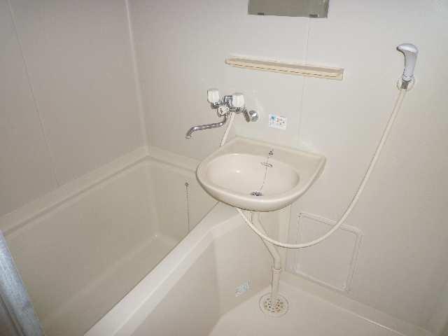 プランドールB 2階 浴室