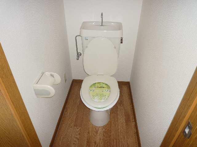 プランドールB 2階 WC