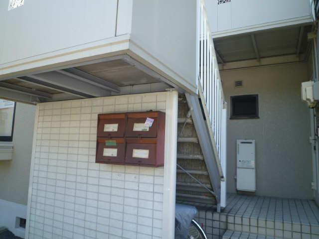 セジュール東山 集合ポスト