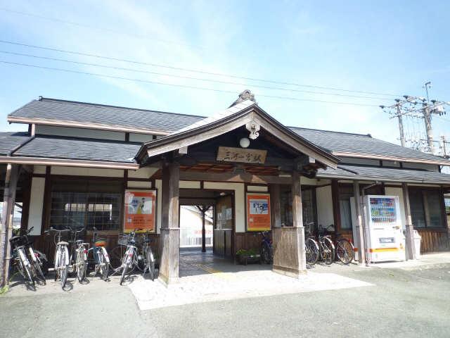 グレイス上野 A棟 JR飯田線三河一宮駅