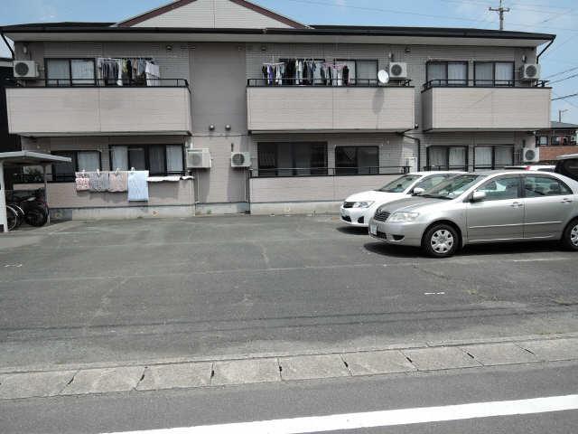 ハイステージ ACT-1 駐車場