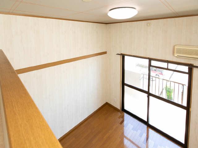 ロイヤルキャビン松久 3階 照明器具