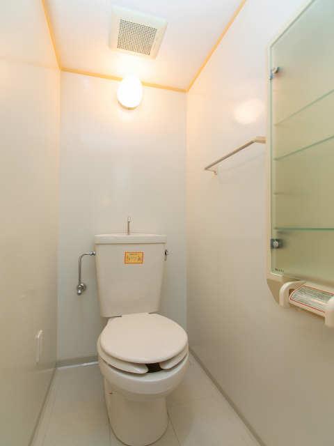 ロイヤルキャビン松久 3階 WC