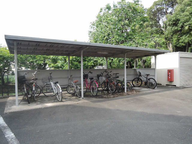 Stadt AnkumB棟 駐輪場