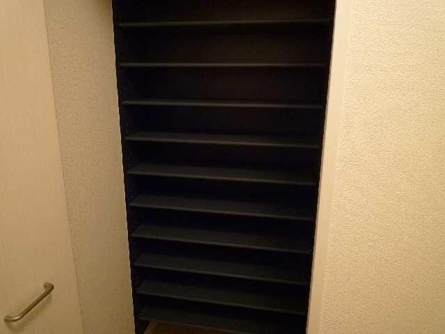 パークハイム 1階 シューズボックス