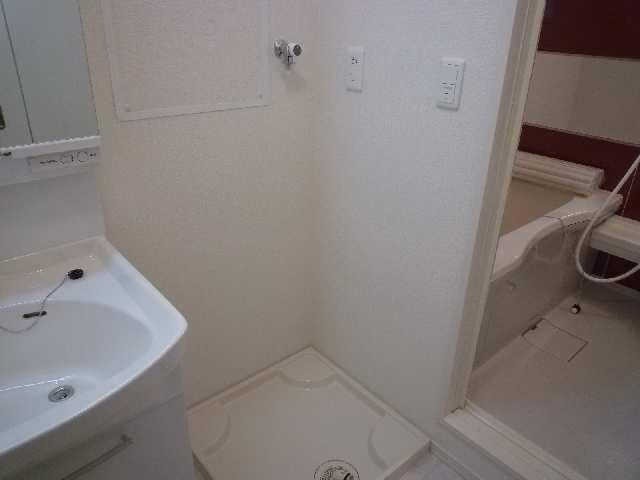 パークハイム 1階 洗面