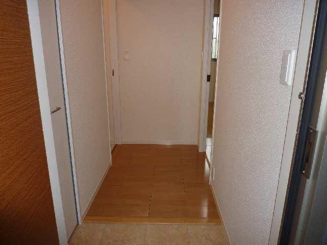 パークハイム 1階 玄関