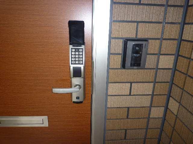 パークハイム 1階 電子キー