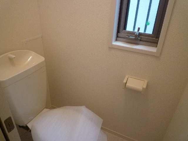 パークハイム 1階 WC