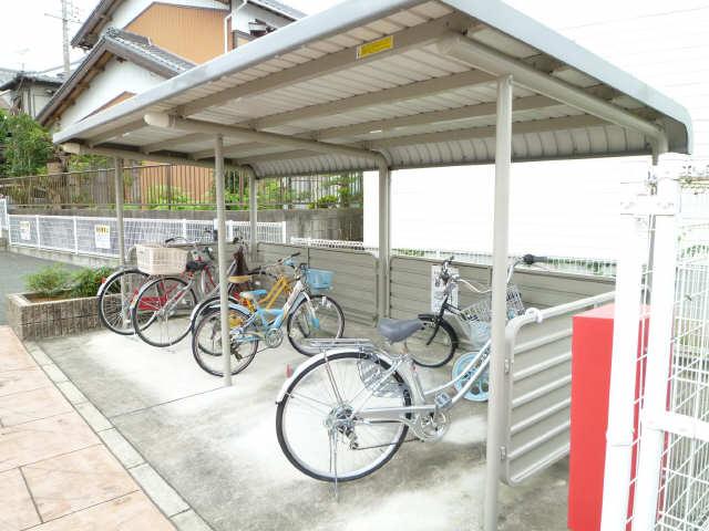 ベルウッドK1 Ⅰ 駐輪場