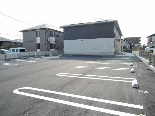 ディアス カーサ 駐車場