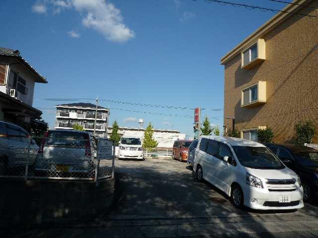 藤が丘ホフマンション 駐車場