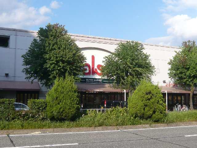 メゾンドマルキーズ 4階 バロー車道店