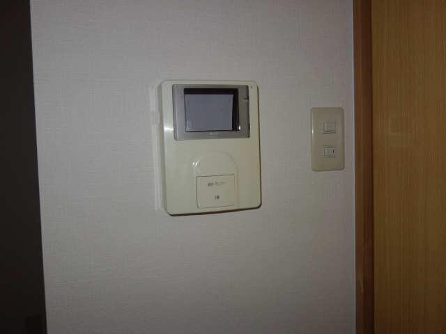 メゾンドマルキーズ 4階 モニター付きインターホン