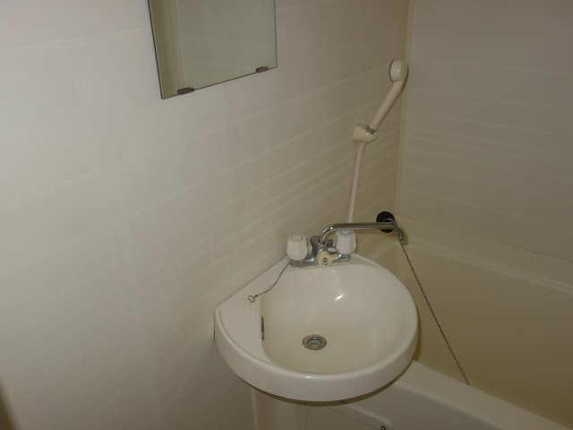 メゾンドマルキーズ 4階 洗面