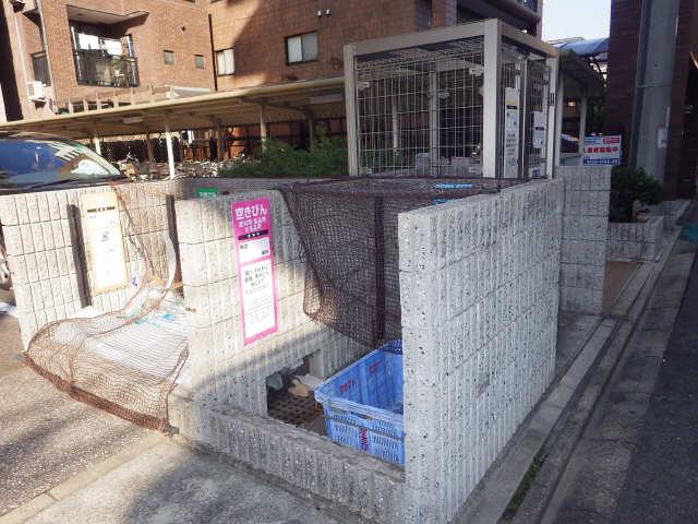 changuⅢ泉 ゴミ置き場