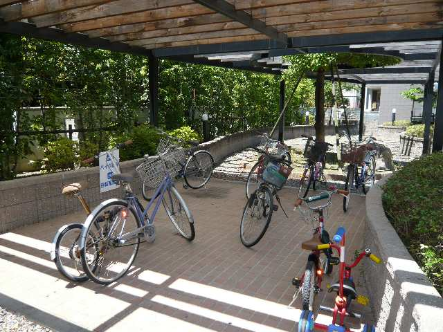 ベルドミール葵21 バイク・自転車置場