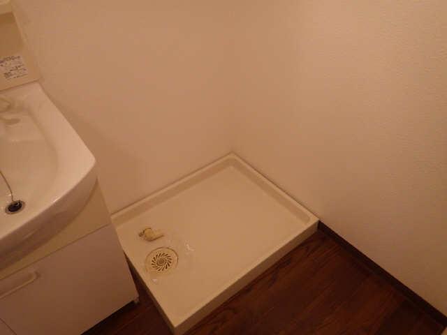 パレスサイド泉 6階 洗濯機置場