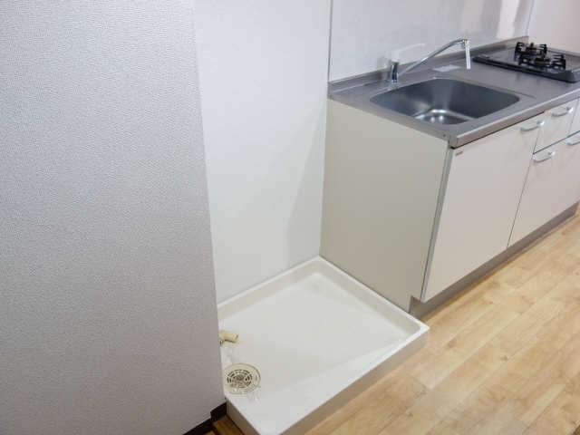 サンパティーク東片端 9階 洗濯機置場
