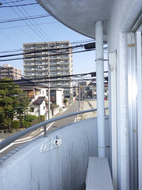 サンマンション大曽根 2階 バルコニー