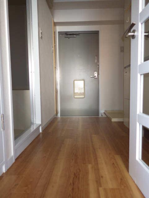 サンマンション大曽根 2階 廊下
