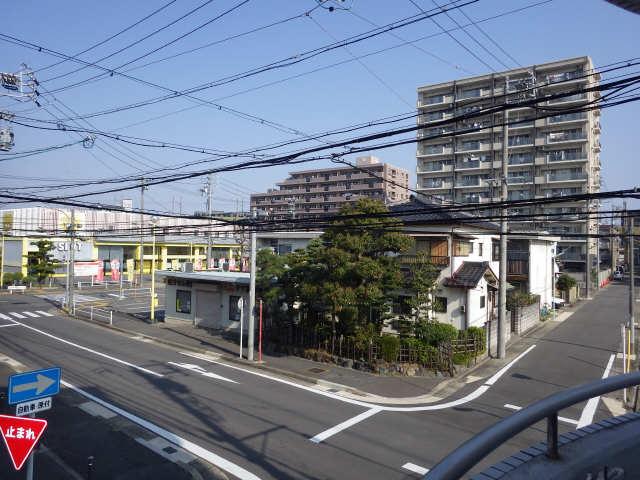 サンマンション大曽根 2階 眺望