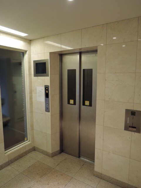 レジディア白壁東 エレベーター