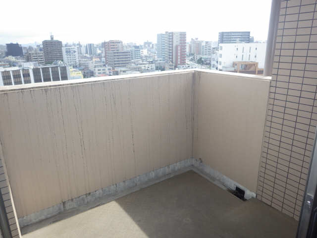 エスティメゾン東白壁 8階 バルコニー