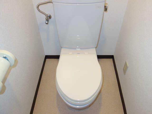 パラディーソ白壁 2階 WC