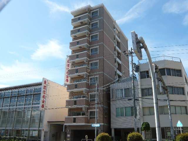 セントレイクセレブ徳川 2階 外観写真