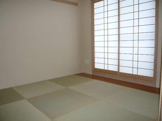 プライムメゾン矢田南 301琉球畳和室