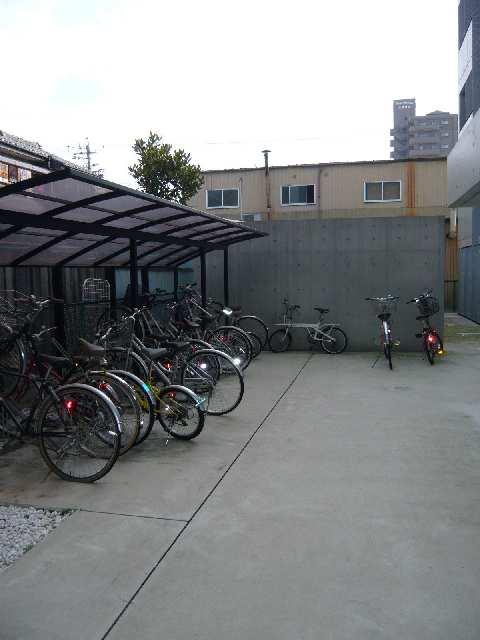 クレイタスパークⅣ 駐輪場