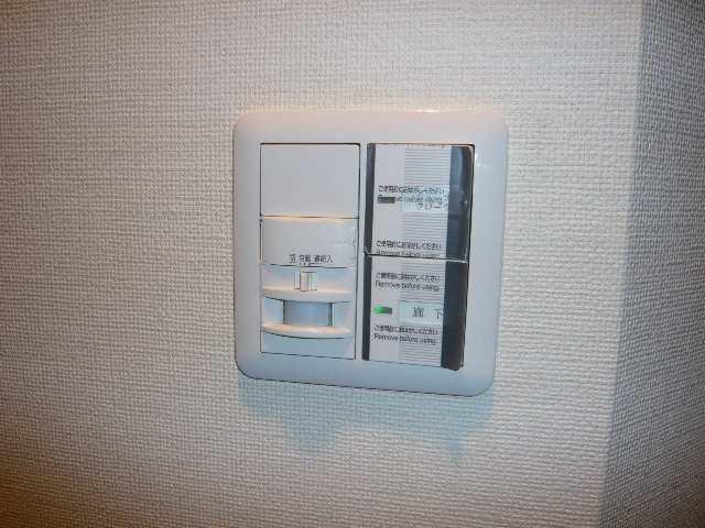 レジディア白壁 3Fニシ2玄関センサー