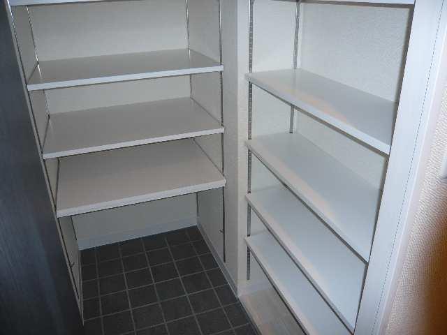 レジディア白壁 3Fニシ3玄関収納