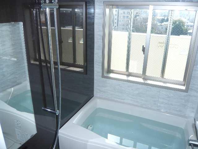 レジディア白壁 7Fニシ浴室