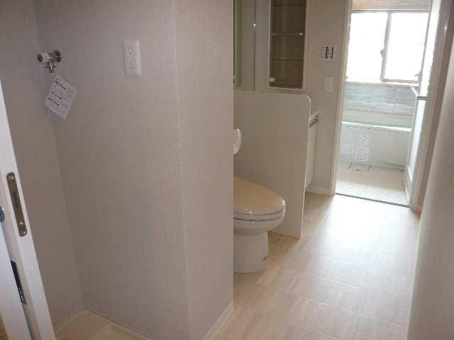レジディア白壁 7Fニシ3洗面・WC・浴室