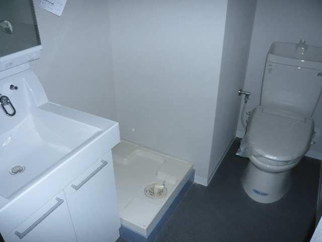 レジディア白壁 Etype洗面・WC(1K)