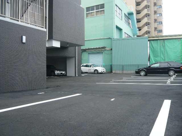 P-SQUAREShumoku 敷地内駐車場