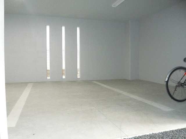 P-SQUAREShumoku 駐輪場