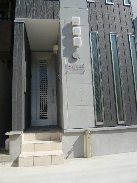 プリミエール上飯田南町 オートロック・エントランス