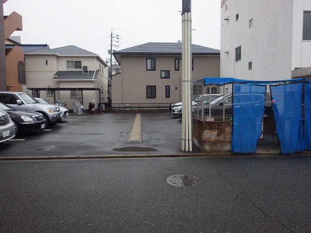 リバーコート砂田橋Ⅱ 駐車場