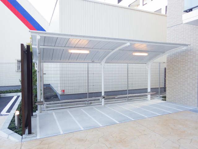 アンアージュ白壁 駐輪場