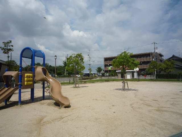 CELSUS 公園(ベランダ前)