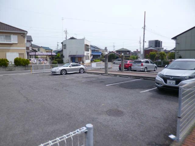 パークサイドNON・NO 駐車場