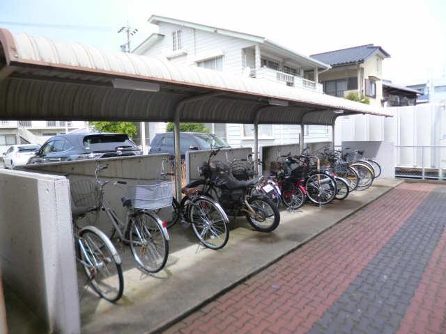 パークサイドNON・NO 駐輪場