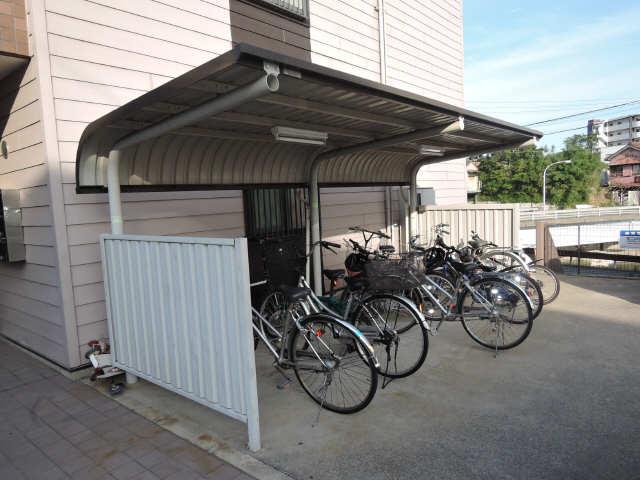 第2グリーンハイツ斉藤 駐輪場