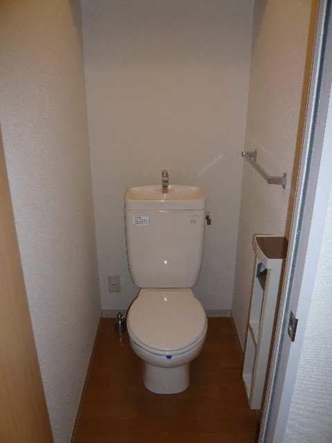 フォーレス羽塚C トイレ