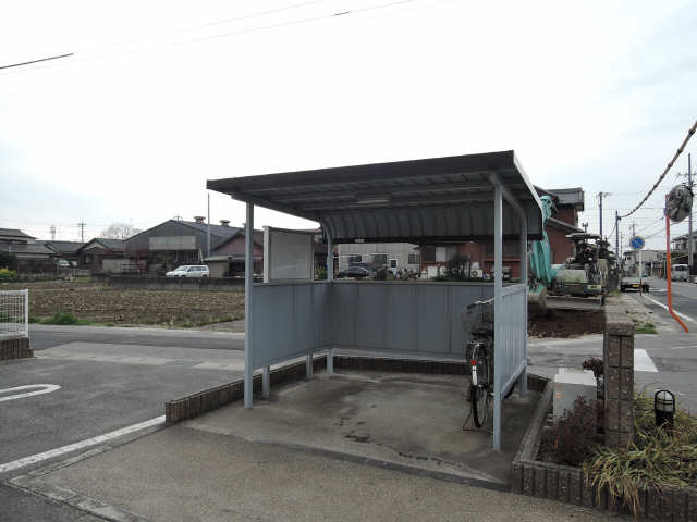 ジュネス美彩Ⅱ 駐輪場