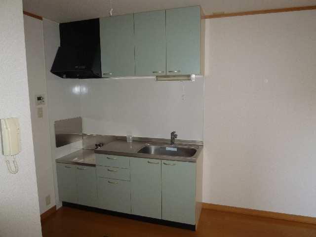 Gracia A キッチン(102号室)